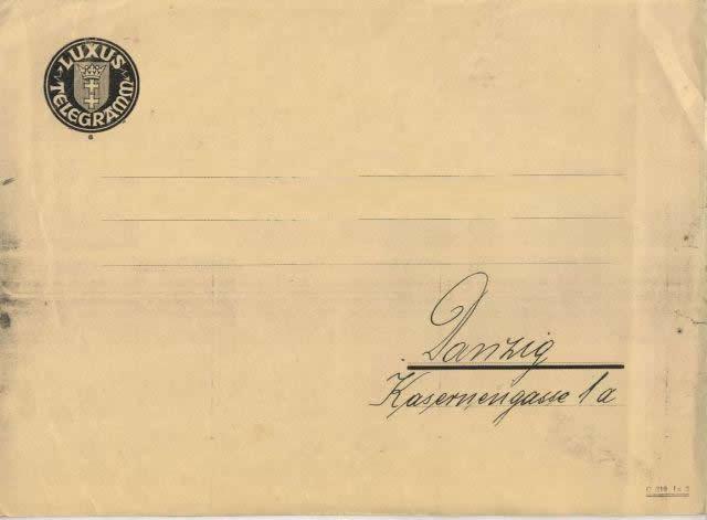 Luxus telegram